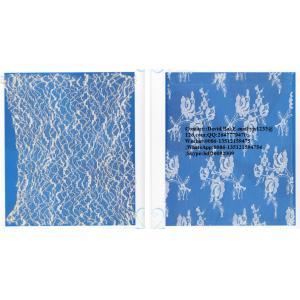 China Nylon Lace Fabric on sale