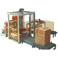 China Low Position Automatic Palletizer Machine , Auto Carton PalletizerWhole Stack Output on sale