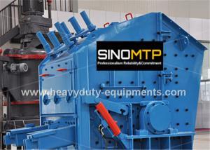 China 6-110 Kw PF Impact Stone Crusher Machine 400x1080mm Rock Crushing Machines on sale