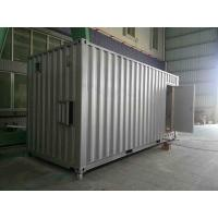 China Fiberglass Composite Panel Portable Toilet Container / Portable Shipping Container on sale
