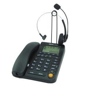 China Téléphone BN280 utilisé par centre d'appels de casques de marque de BEIEN on sale