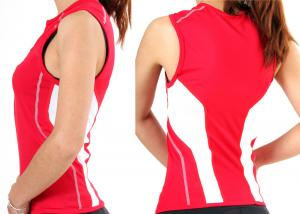China Champion Professional women's uni-sex bike Jersey / sport shirt for leisure cycling on sale