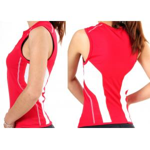 China Champion Professional women's uni-sex bike Jersey / sport shirt for leisure cycling on sale