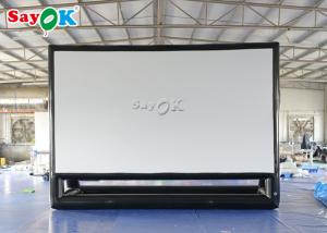 China Commercial Inflatable Movie Screen For Home , Public Venues , Museums on sale