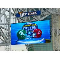 P4.81 Outdoor Led Display Screen , Led Video Wall Rental Backdrop SMD2727