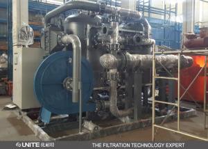 China 自動クリーニング制御の背部打撃システムが付いている発電所水ろ過システム on sale