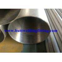 China ASTM A554 ERW 316L Spiral Welded Steel Pipe Round Shaped With Painted Surface on sale