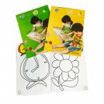 Glossy Lamination Personalised Stationery Gifts Kid' S Color Filling Book