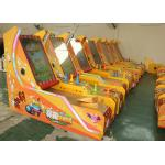 China 47 Inch Screen Rain Forest Family Entertainment Center Equipment For Bowling Hall wholesale