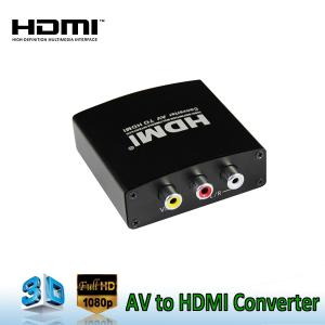 China hot sales av to hdmi converter for PAL NTSC SECAM on sale