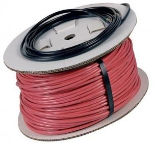 China Flexible Insulated Resistance Wire Underfloor , Insulated Heating Wire on sale