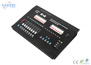 China 3 - Phase DMX Lighting Controller / Stage Lighting Console Integrated Dimming Table on sale