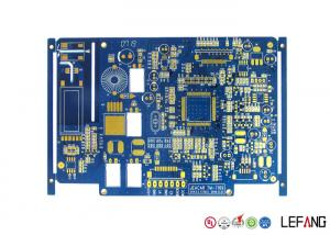 China 4 Layers Medical Equipment PCB Immersion Gold for Medical X - Ray Machine on sale