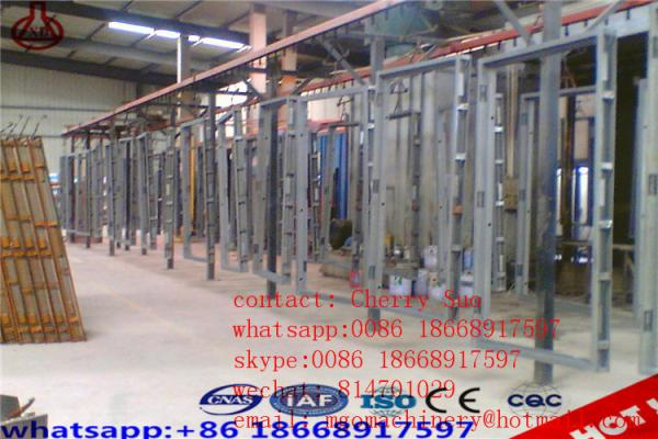 Concrete Lightweight EPS Wall Panel Forming Machine GRG