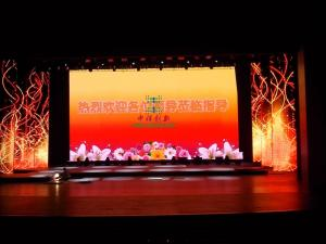 China P3.91 Rental Led Panel Indoor And Outdoor Entertainment 500 Or 1000mm on sale