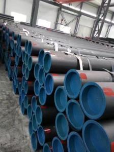 China High Tolerance Seamless Alloy Steel Tube , Carbon Steel Pipe Standard Durable on sale