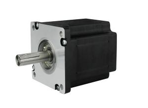 China 2 Phase Hybrid Stepper Motor, 1.2°Step Angle NAME 43BHT(inch)-110BHT (mm)Series three-phase stepper motor wholesale