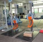 China ASTM, ISTA Drop Test Machine for Carton Drop Testing Surface, Corner and Edge wholesale