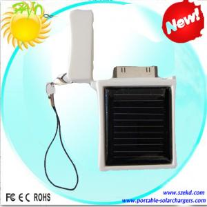 China 400mAh Battery Portable Mini USB Solar Charger for Mobile Phone, Ipad And Mp3 Etc on sale