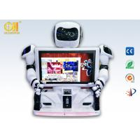 Coin Operated Game Machine , Motion Sensor GamesWith Body Induction Technology Arcade