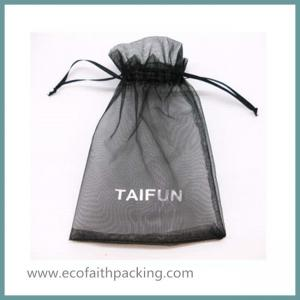China customized organza promotional gift bag on sale