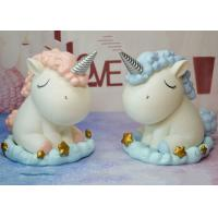 China Resin Arts And Crafts , Cute Cartoon Figure Type Machinery Music Box on sale