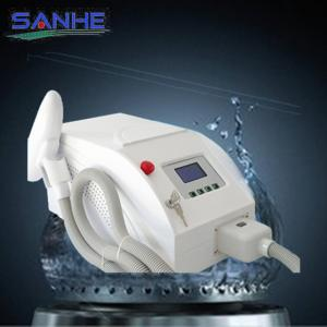 China New Portable Hot Selling Mini Q Switch Nd Yag Laser Tattoo Remover Small Machine Ce on sale