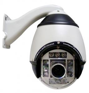 China Auto Tracking PTZ Camera AWB 200M IR Long Distance 540TVL Dome IR Camera on sale