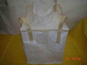 China BRC or AIB certified FIBC bulk bags on sale