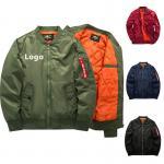 Ma1 Men's Jackets & Coats Aviator Running Jacket Cotton Winter Tide Army Men's Jacket