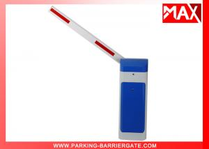 China Security Car Park Barriers Gates Wireless LED Lighting Control System on sale