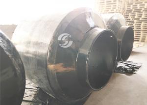 Cylindrical Iron Steel Donut Fender 1 5m Polyurea Coating