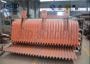 China Energy Saving Power Plant Water Wall In Boiler Of Carbon / Stainless Steel , Long Life on sale