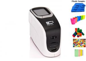 China 400 - 700 Nm Wavelength Portable Color Spectrophotometer / Paint Color Analyzer on sale