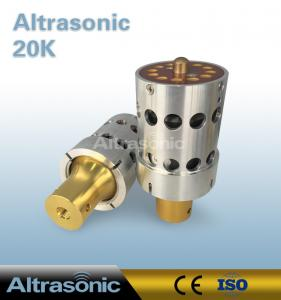 China Replacement Dukane Ultrasonic Welding Transducer For Ultrasonic Welding Machine on sale