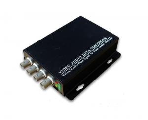 China Video fiber converter(4V1D) on sale