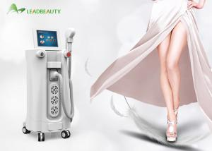 China 800-810nm Laser Diode Machine / Permanent And Painless Laims Hair Removal Machine on sale