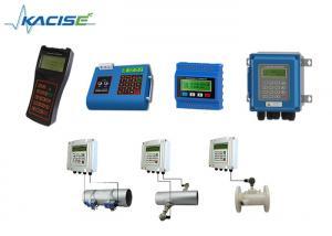 China Variable Area Liquid Digital Ultrasonic Flow Meter For Flow Measurement on sale