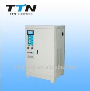 China SBW Three Phase automatic voltage regulator price on sale