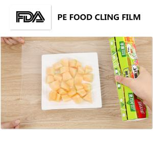 China Hot Sale PE/PVC Cling Film PE Stretch Film for Food in Kitchen on sale