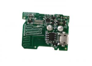 China Green Soldermask PCB Board Assembly With Lead Free HASL Surface Treatment on sale