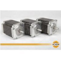 ACT 3PCS Nema23 Stepper Motor 23HS8430 4-Lead 270oz-in 76mm 3.0A Bipolar CE ISO ROHS CNC Engraving Machine