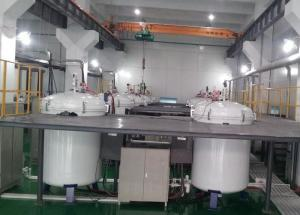 China Horizontal High Temperature Graphitization Furnace For Carbon Materials Graphitization on sale