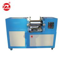 Rubber Test Machine 5kg Open Mixing Mill , Two Roll Mill Machine For Rubber
