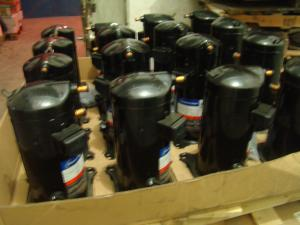 R134a Copeland Scroll Compressor For Chiller ZR160KCE-TWD