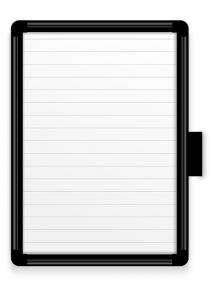 China Waterproof Magnetic White Board / 4 X 3 Magnetic Dry Erase Board Wall Decal on sale
