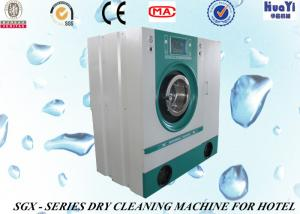 China Fully Automatic Cloth Dry Cleaning Machines / Dry Cleaning Ironing Equipment on sale