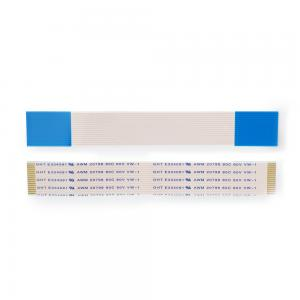 China UL Certified FFC Flat Cable , 30 Pin Pitch Flat Ribbon Cable With PET Material on sale