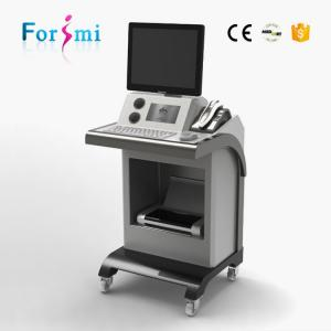 China 19 Inch Touch Screen Computer Printer Combined Dinolite Auto Uv Light Facial Skin Analysis Machine on sale