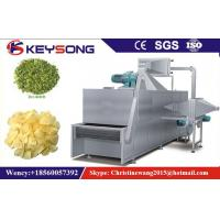 Dehydrated Vegetable Food Making Machine Vegetable Fruits Processing Machine